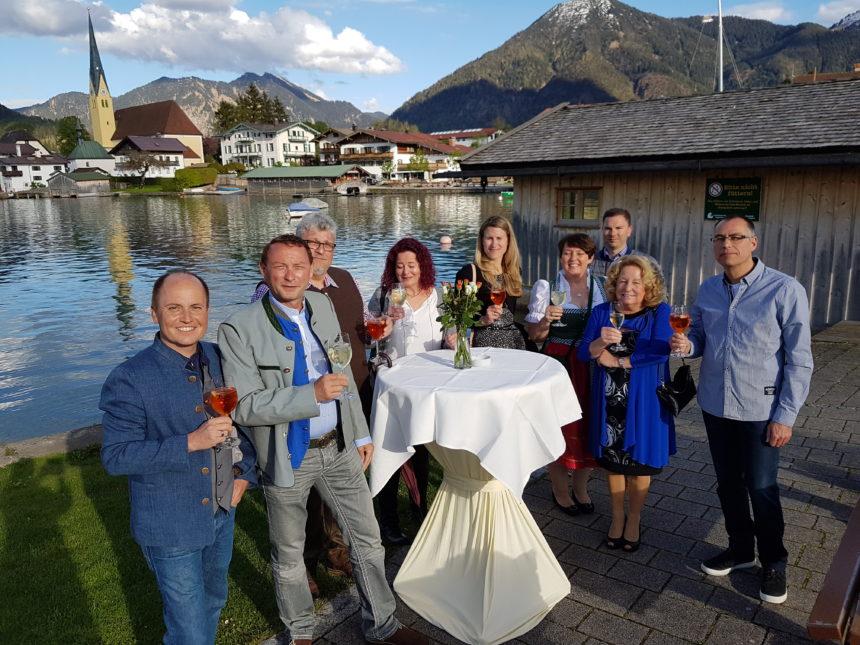 Praxis Ausflug an den Tegernsee 2017 - Bild1