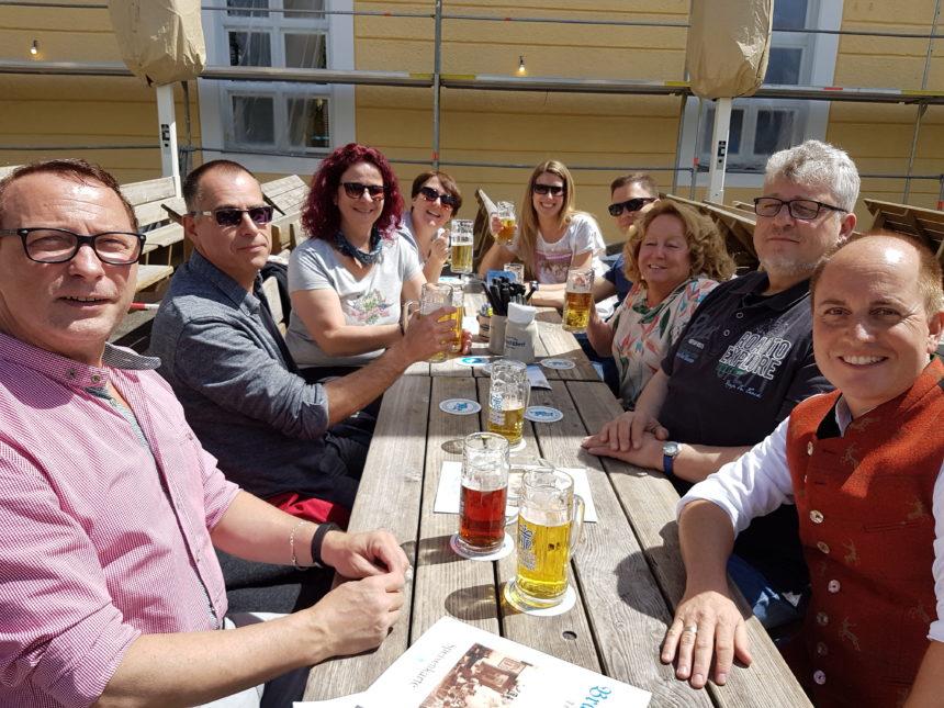 Praxis Ausflug an den Tegernsee 2017 - Bild2