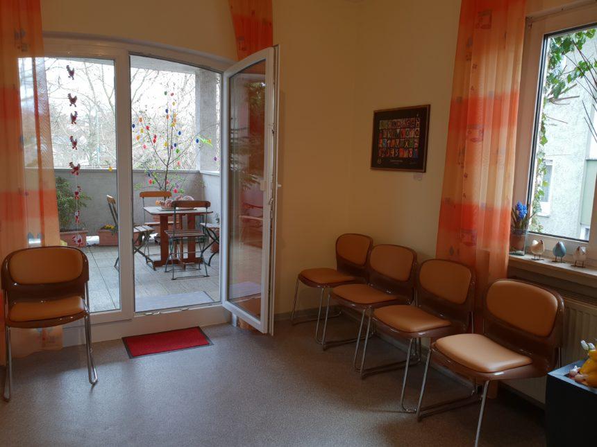 Wartezimmer - Dr Ebert - Heilbronn - 2
